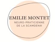 Logo émilie montet - neuro-praticienne SCAMDEN